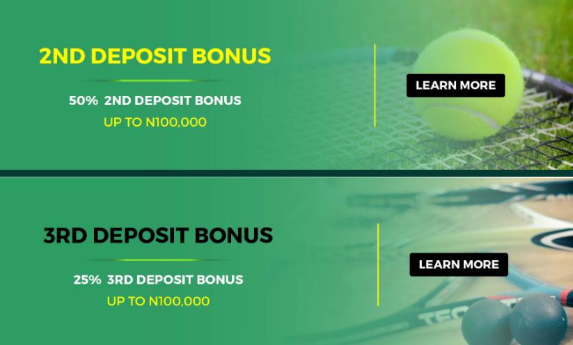 LionsBet Bonuses