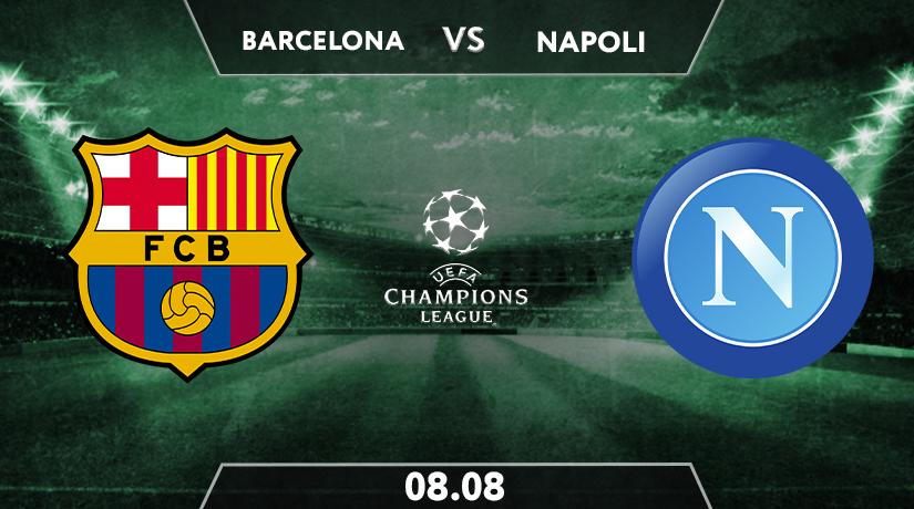 Barcelona vs Napoli Preview Prediction: UEFA Match on 08.08.2020