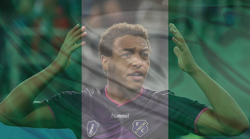 Nigerian forward Dessers dismisses claims linking him with Belgium Commits his service to super eagles