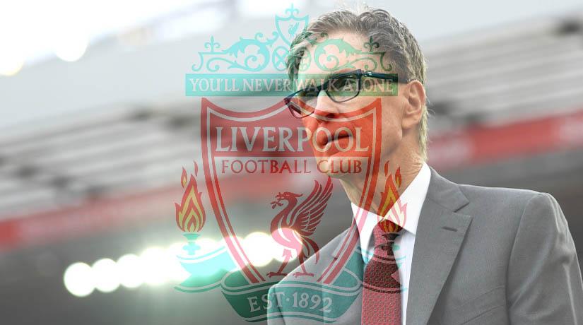 Liverpool's owner John W. Henry