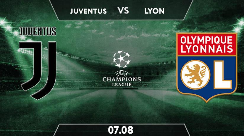 Juventus vs Lyon Preview Prediction: UEFA Match on 07.08.2020