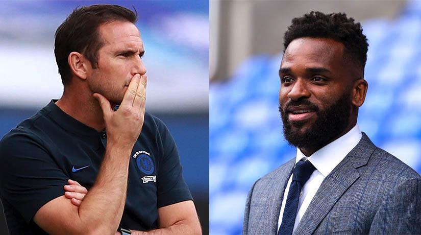 Lampard criticises Darren Bent over Chelsea's FA cup final defeat