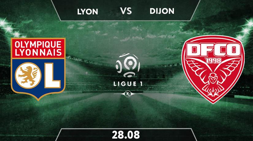 :igue 1 Match Prediction Between Lyon vs Dijon