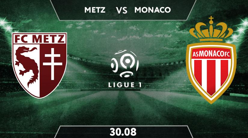 Metz vs Monaco Preview Prediction: Ligue 1 Match on 30.08.2020