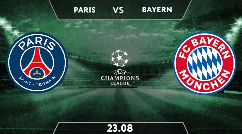 PSG vs Bayern Munchen  Preview Prediction: UEFA Match on 23.08.2020