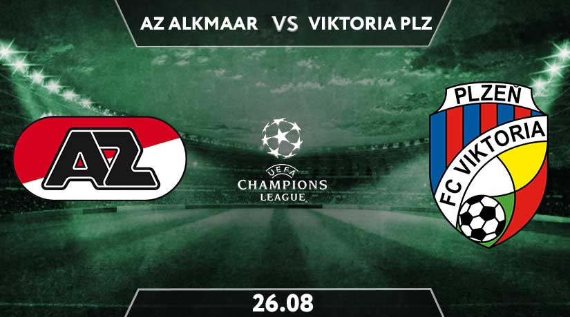 UEFA Match Prediction Between Alkmaar vs Viktoria plzen
