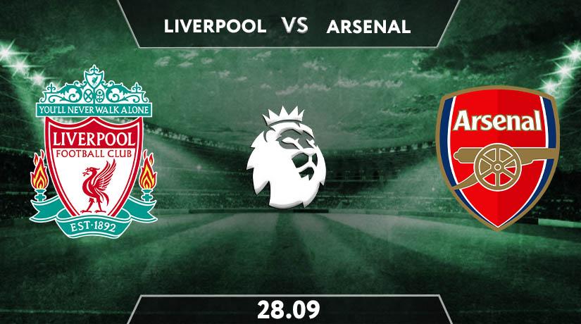 Liverpool vs Arsenal Prediction: Premier League Match on 28.09.2020