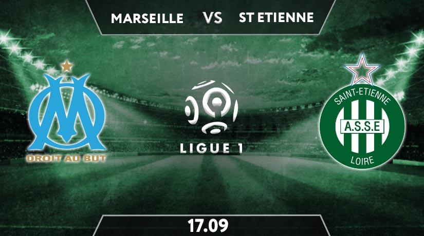 Marseille vs St.Etienne Preview Prediction: Ligue 1 Match on 17.09.2020