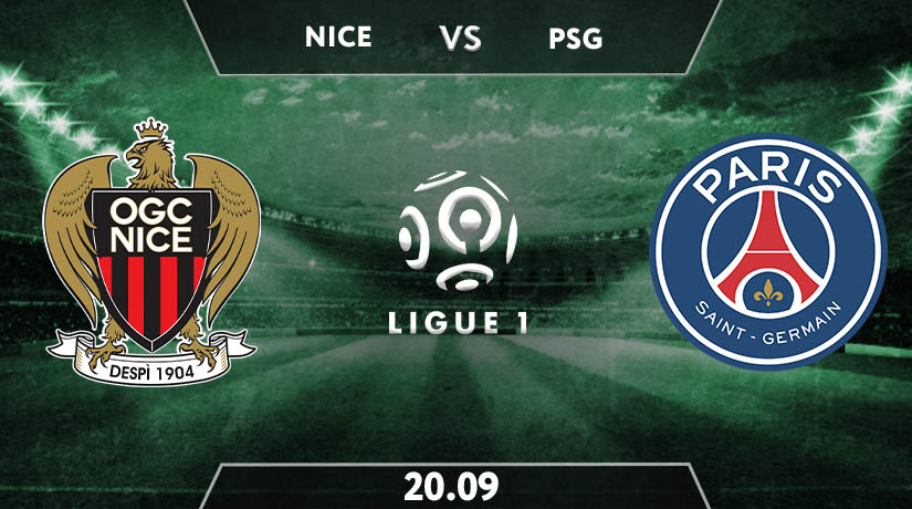Nice vs PSG Preview Prediction: Ligue 1 Match on 20.09.2020