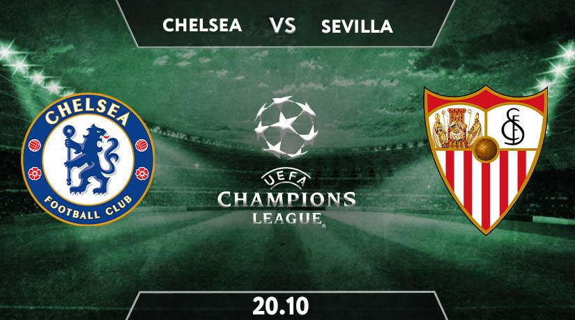 Chelsea vs Sevilla Preview Prediction: UEFA Champions League Match on 20.10.2020