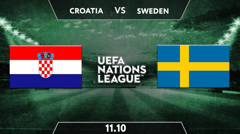 Croatia vs Sweden Prediction: Nations League Match on 11.10.2020