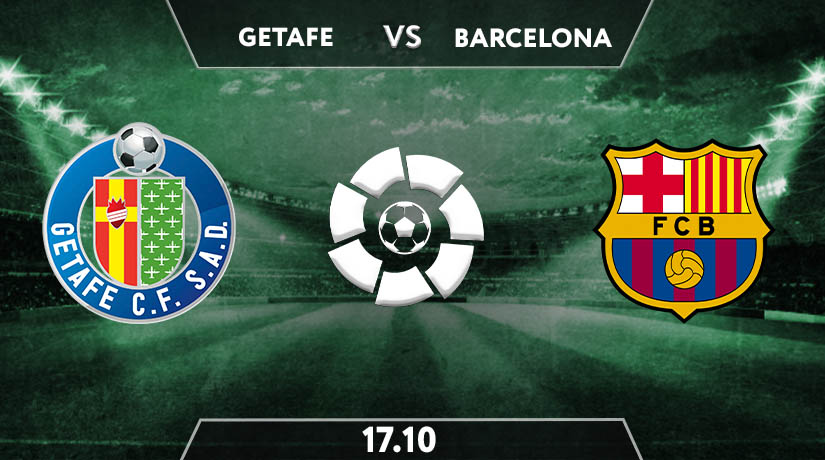 Getafe vs Barcelona Preview Prediction: La Liga Match on 17.10.2020