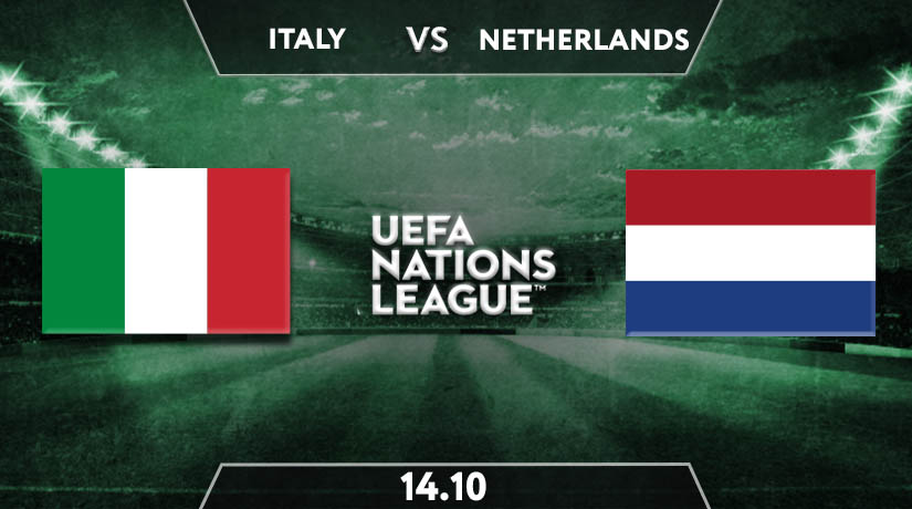 Italy vs Netherlands Prediction: Nations League Match on 14.10.2020