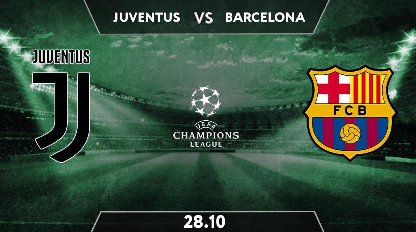 Juventus vs Barcelona Preview Prediction: UEFA Champions League Match on 28.10.2020