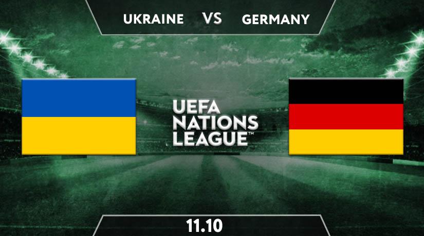 Nations League Match Prediction between Ukraine vs Germany