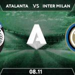 Atalanta vs Inter Milan Prediction: Serie A Match on 08.11.2020