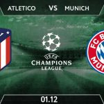 Atletico Madrid vs Bayern Munich Preview Prediction: UEFA Champions League Match on 01.12.2020