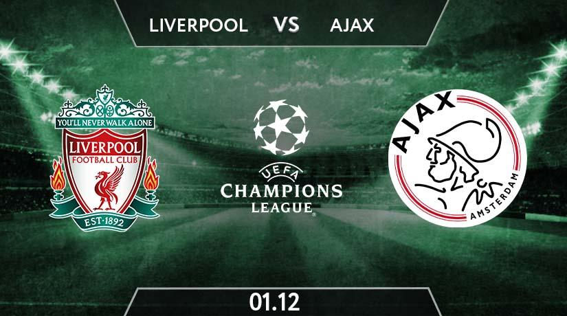 UEFA Champions League Match Prediction Between Atletico Liverpool vs Ajax