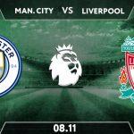 Manchester City vs Liverpool Prediction: Premier League Match on 08.11.2020