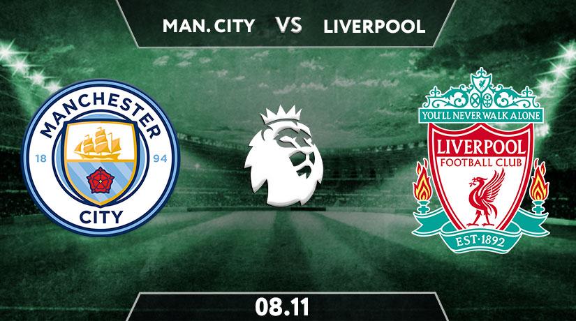 Premier League Match Prediction between Manchester City vs Liverpool