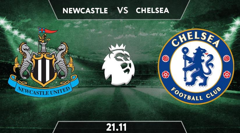 Premier League Match Prediction between Newcastle vs Chelsea