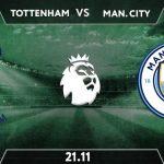 Tottenham vs Manchester City  Prediction: Premier League Match on 21.11.2020