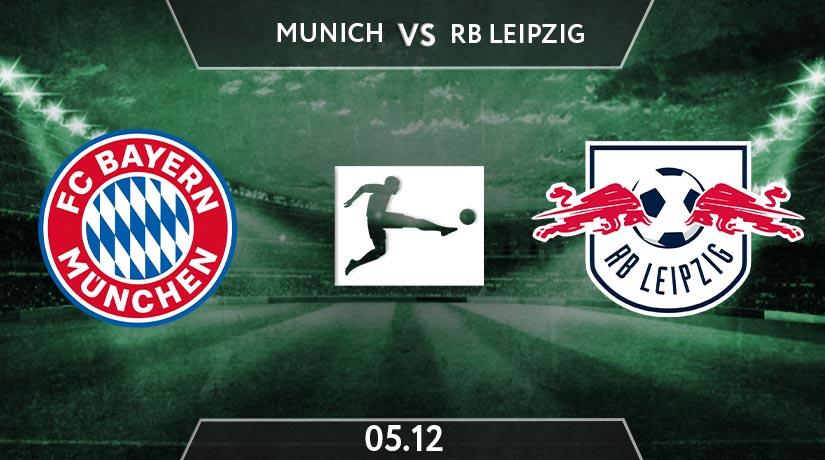 Bundesliga Match Prediction Between Bayern Munich vs RB Leipzig
