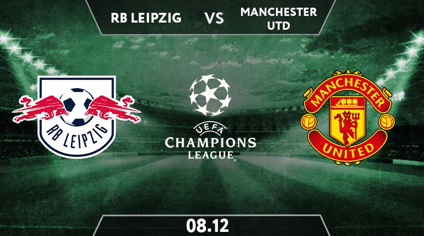 UEFA Champions League Match Prediction Between RB Leipzig vs Manchester United