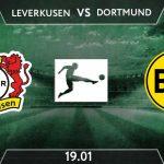 Bayer Leverkusen vs Borussia Dortmund Prediction: Bundesliga Match on 19.01.2021