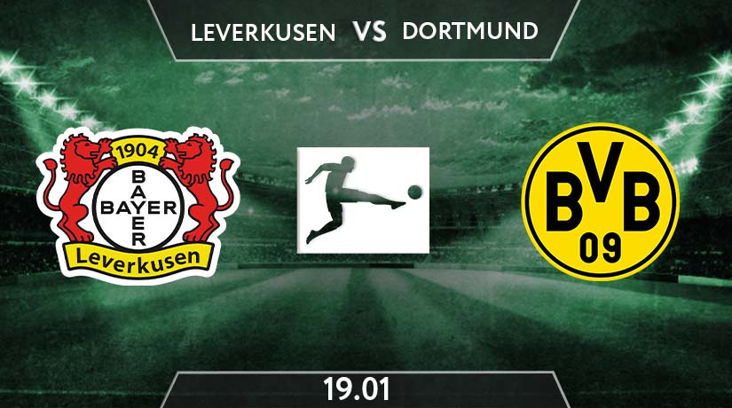 Bundesliga Match Prediction Between Bayer Leverkusen vs Borussia Dortmund