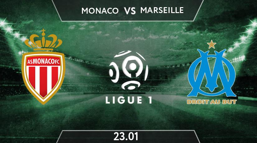 Ligue 1 Match Prediction Between Monaco vs Marseille