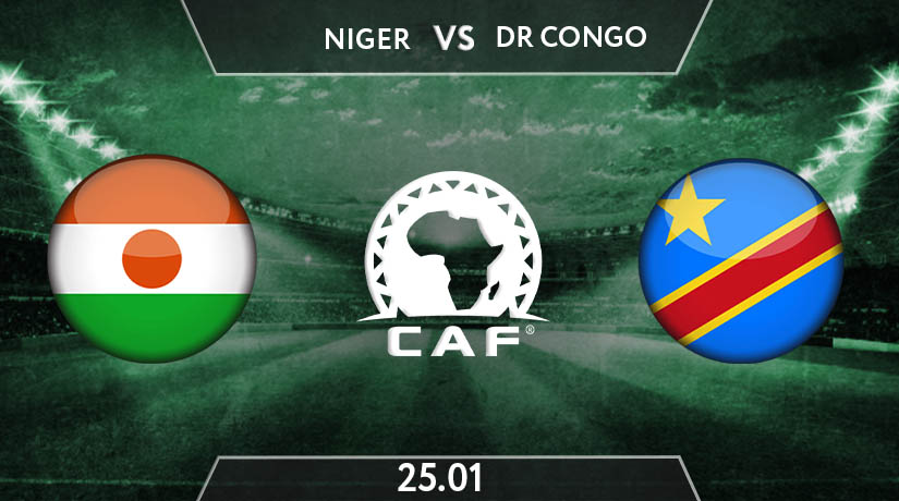 African Nations Match Prediction Between Niger vs DR Congo