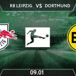 RB Leipzig vs Borussia Dortmund Prediction: Bundesliga Match on 09.01.2021