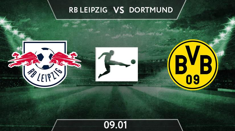 Bundesliga Match Prediction Between RB Leipzig vs Borussia Dortmund