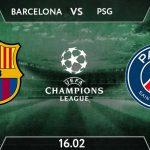 Barcelona vs PSG Prediction: UEFA Champions League Match on 16.02.2021