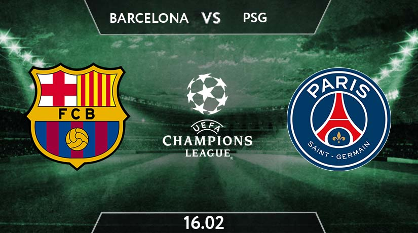 UEFA Champions League Match Prediction Between Barcelona vs PSG