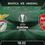 Benfica vs Arsenal Prediction: Europa League Match on 18.02.2021