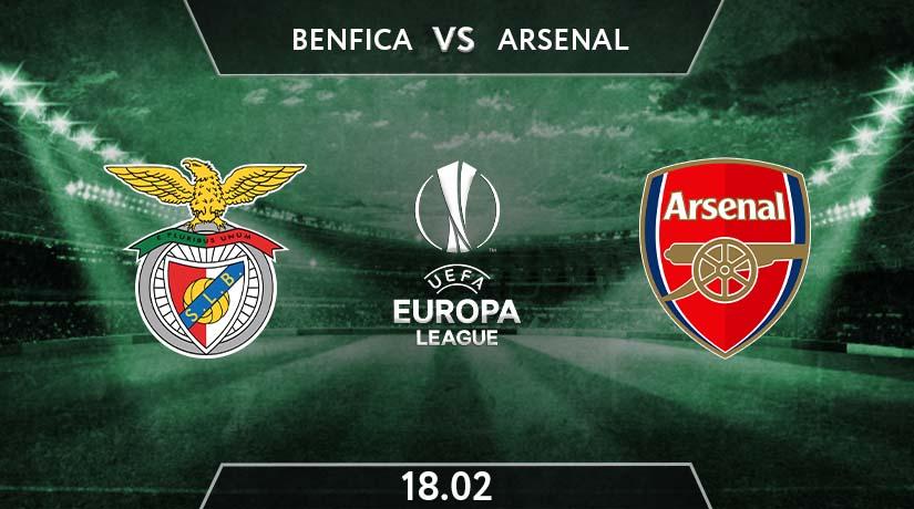 UEFA Europa League Match Prediction Between Benfica vs Arsenal
