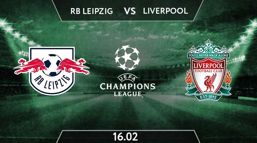 UEFA Champions League Match Prediction Between RB Leipzig vs Liverpool