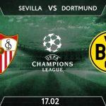 Sevilla vs Borussia Dortmund Prediction: UEFA Champions League Match on 17.02.2021