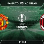 Manchester United vs AC Milan Prediction: Europa League Match on 11.03.2021