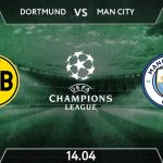 Borussia Dortmund vs Manchester City Preview and Prediction: UEFA Champions League Match on 14.04.2021