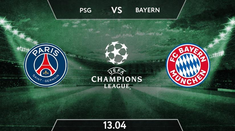 UEFA Champions League Match Prediction Between PSG vs Bayern Munchen