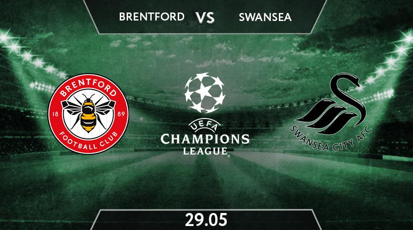 UEFA Champions League Match Prediction Between Brentford vs Swansea