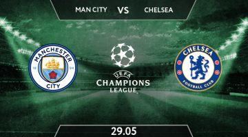 UEFA Champions League Match Prediction Between Manchester City vs Chelsea