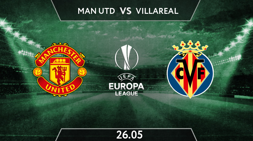 UEFA Champions League Match Prediction Between man utd vs villareal